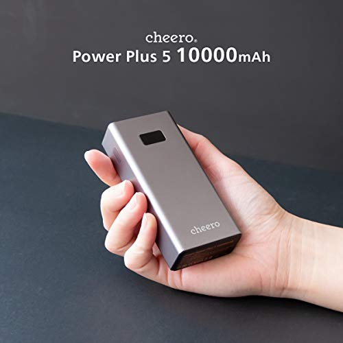 cheero(チーロ)『PowerPlus510000mAhwithPowerDelivery18W(CHE-101)』