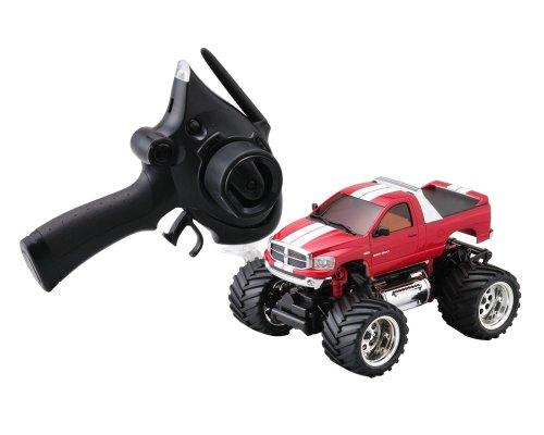 ミニッツ Monster EX レディセット ダッジラム 1500 メタリックレッド 30091MR