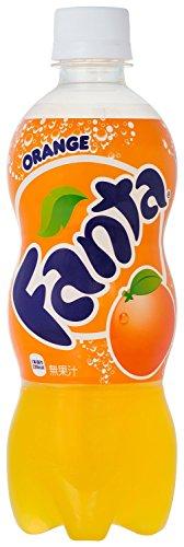 コカ・コーラ ファンタ オレンジ 500ml×24本