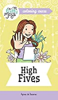 High Fives Coloring Craze: Journaling Collection (Pretty Joys)