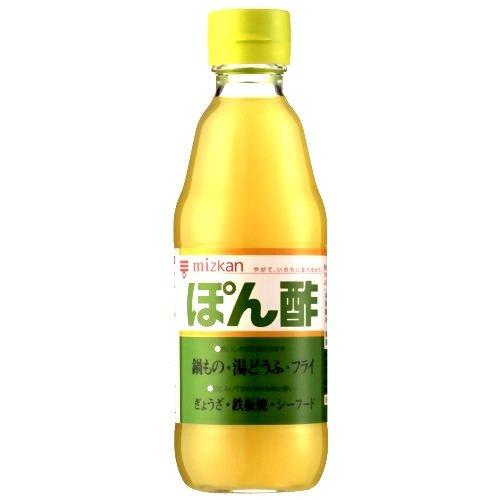 食塩不使用 ミツカン ぽん酢 360mL ( 減塩している方にも)