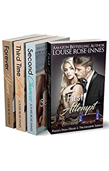 The Levanté Sisters Boxset: Contemporary Romance Collection by [Rose-Innes, Louise]