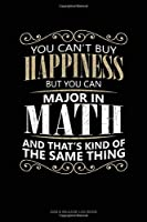 You Can't Buy Happiness But You Can Major In Math And That's Kind Of The Same Thing: Gas & Mileage Log Book