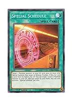 遊戯王 英語版 LED4-EN044 臨時ダイヤ Special Schedule ノーマル 1st Edition