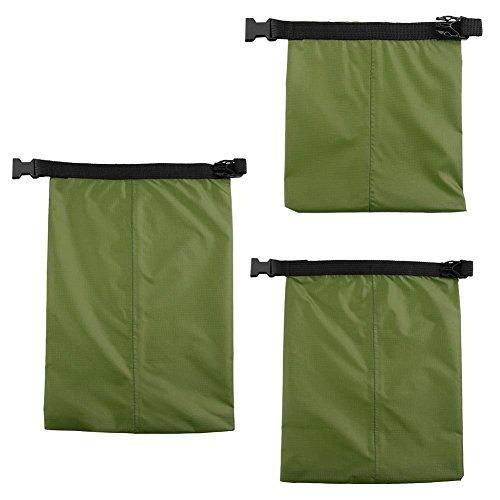 k-outdoor ドライバッグ 防水 ストレージポーチ 多機能防水バッグ プールバッグ 防災バッグ ビーチバッグ ...