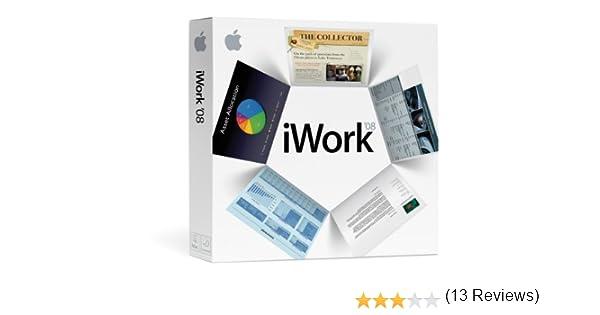 Amazon | iWork '08 | ワープロ ...