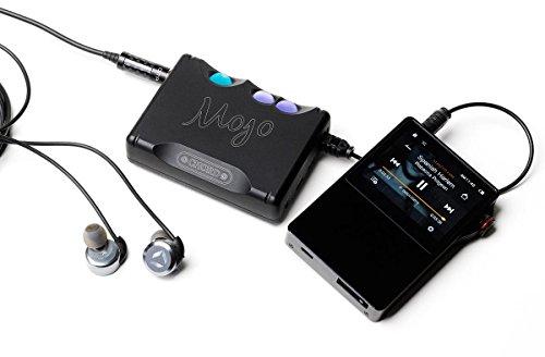 CHORD 「Mojo」 D/A コンバーター内蔵 ポータブルヘッドホンアンプ  MOJO-BLK