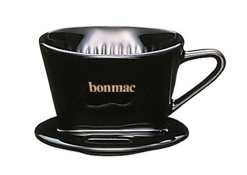 RoomClip商品情報 - bonmac ドリッパー ブラック 【1~2杯用】 CD-1B  #813002