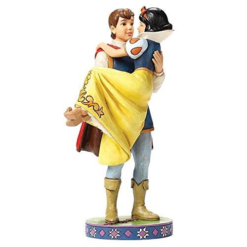 해외 한정 디즈니 백설 공주와 일곱 난쟁이 피규어 Disney Showcase - Snow White with Prince Happily Ever After - [병행수입품]-w2