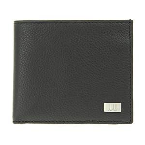 [ダンヒル] Dunhill 二つ折り財布(小銭入れ付) 【並行輸入品】 L2R932A BLK (ブラック)