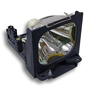 Replaces Model TLP-X20U with Housing OEM Toshiba Projector Lamp