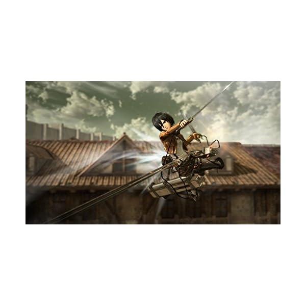Attack on Titan (輸入版:北...の紹介画像13