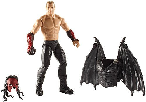 WWE작성 슈퍼 스타 케인 피규어 팩/WWE Create A Superstar Kane Figure Pack [병행수입품]-CML07
