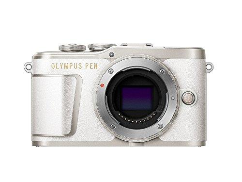 OLYMPUS ミラーレス一眼 PEN E-PL9 ボディー ホワイト