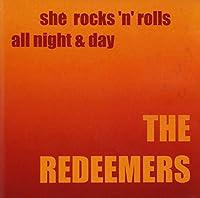 She Rocks 'n' Rolls All Night & Day
