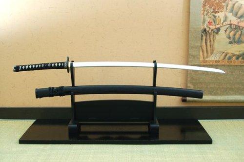 美術刀剣-模造刀 黒石目(大刀)