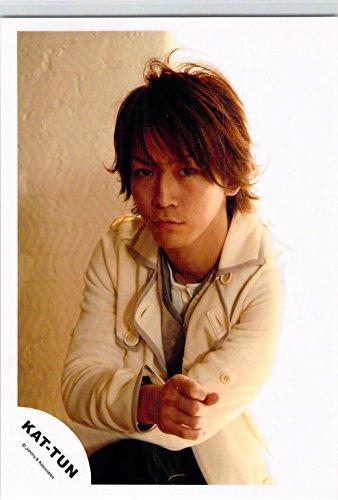KAT-TUN・【公式写真】・亀梨和也・✩ ジャニーズ公式 生写真【スリーブ付 k68