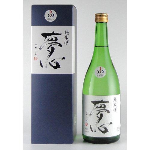 夢心酒造 夢心 純米酒 720ml