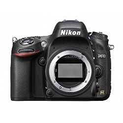 Nikon デジタル一眼レフカメラ D610