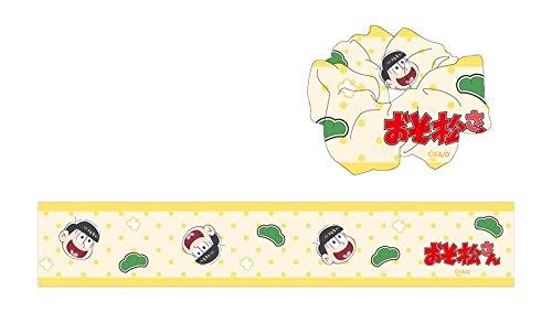おそ松さん シュシュ デザイン05 十四松  再販  カナリア