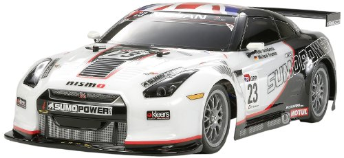 1/10 電動RCカーシリーズ No.488 SUMO POWER GT NISSAN GT-R  (TA06) 58488