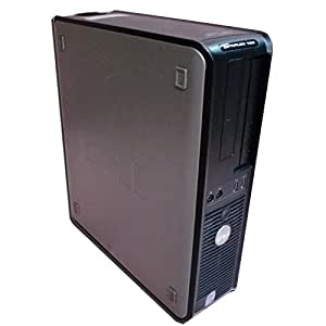 中古パソコン Windows7 32bit スリムタワー デスクトップ Dell OptiPlex 760 Core 2 Duo E8600 3.33GHz メモリ2GB HDD 320GB DVDマルチ