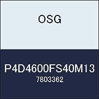 OSG ドリル P4D4600FS40M13 商品番号 7803362