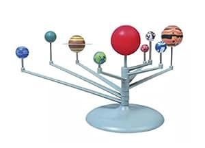 天体 模型 惑星 配置 立体 工作 キット 理科