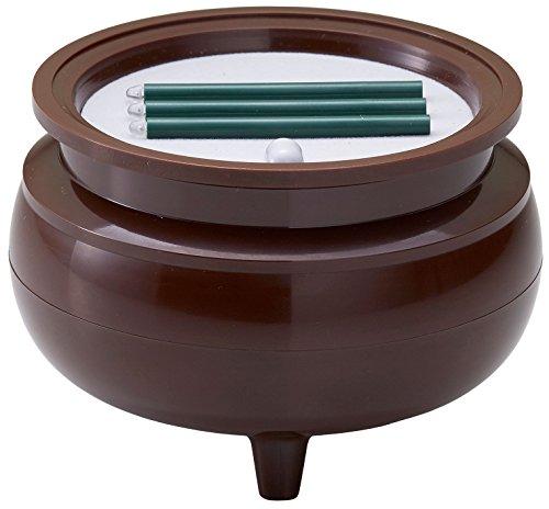 [해외]스마일 키즈 가로 안심 향 (중) 브라운 ASE-4202DB/Smile Kid`s safe incense incense in the horizontal place (middle) Brown ASE-4202DB