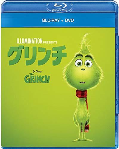 グリンチ ブルーレイ+DVDセット [Blu-ray]