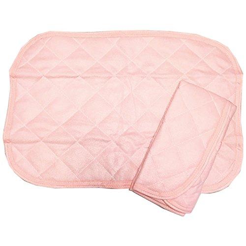 [해외]빨 따뜻한 미니 기모 베개 패드 2 장 세트/Warm mini brushed pillow pad washable 2-pack