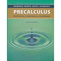 Precalculus: Graphical Numerical Algebraic【洋書】 [並行輸入品]