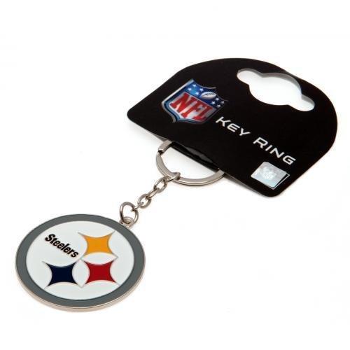 Pittsburgh Steelers ピッツバーグ・スティーラーズ オフィシャル キーホルダー【NFL】