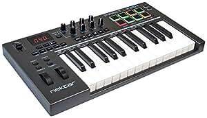 Nektar Technology IMPACT LX25+ USB MIDIキーボードコントローラー【国内正規品】