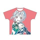 BanG Dream! ガールズバンドパーティ! 青葉モカ Ani-Art フルグラフィック Tシャツ vol.2 ユニセックス Mサイズ