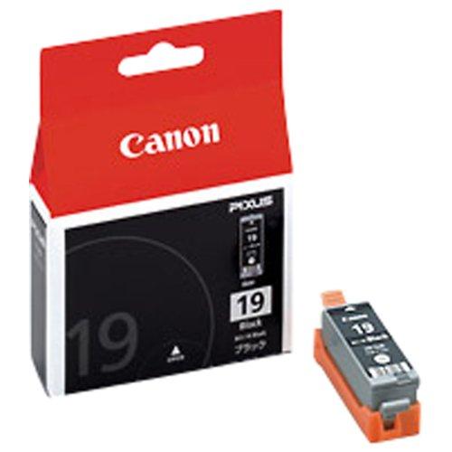 Canon 純正インクカートリッジ BCI-19 ブラック BCI-19BK