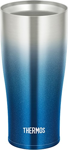 サーモス 真空断熱タンブラー JDE-420C-SP-BL [スパークリン...
