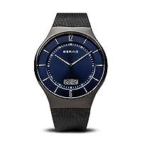 Beringクラシック51640–227メンズ腕時計Radion Controlled
