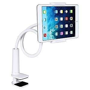 安心購入 NO.1 Whaleship スマホ タブレット スタンド ホルダー ipad mini ipad air iphone7 360度回転 高さ 調節 フレキシブルアーム 65cm