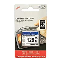 Bodawei Ogrinal Compact Flash Card Industrial Grade SLC Nand 128MB Camera Card 128mb [並行輸入品]