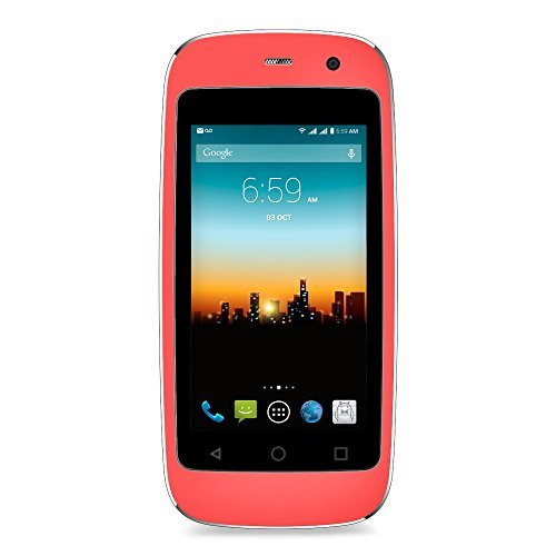 "POSH Micro X S240b - 2.4 ""~ 4G~ Android 4.4 Kit Kat~ Dual-core~ 4GB~ 2MP Camera~ Ultra Compact~ Micro-size UNLOCKED Smartphone (Pink) by Posh Mobile [병행 수입품]/POSH Micro X S240b - 2.4 ""~ 4G~ Android 4.4 Kit Kat~ Dual-..."