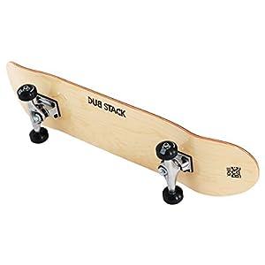 DUB STACK(ダブスタック) スケートボード DSB-10 31インチ 【高品質カナディアンメープルデッキ】 コンプリートセット 【ABEC5ベアリング採用】