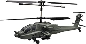 RCミリタリーヘリ アパッチ (アメリカ陸軍仕様)