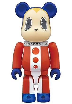 BE@RBRICK ベアブリック P4GA(Persona4 the Golden ANIMATION) クマ 100% ABS&PVC 塗装済みアクションフィギュア