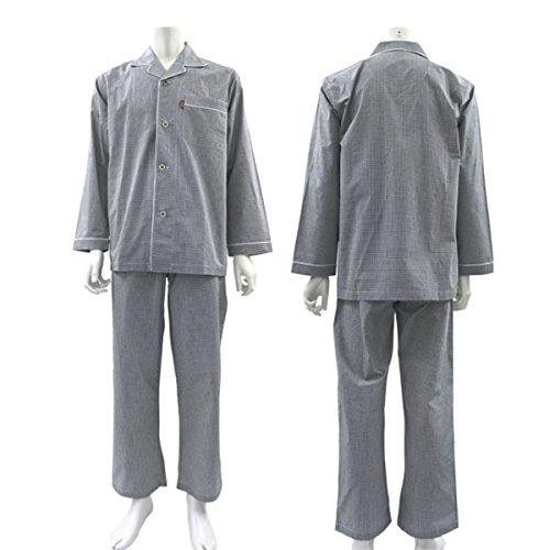 TAKEO KIKUCHI 長袖テーラードパジャマ_09 L