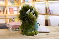 ユニコーン おもちゃ 可愛い長い髪動物 ユニコーン 象 ライオン イノシシ ドラゴンの毛糸の人形 おもちゃ まくら 誕生日 プレゼント 60CM c