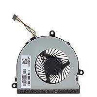 Eathtek Replacement CPU Cooling Fan for HP 15-ay 15-ay009dx 15-ay013cy 15-ay013dx 15-ay014cy 15-ay021ds Series, Compatible Part Number 813946-001 DC28000GAR0 [並行輸入品]