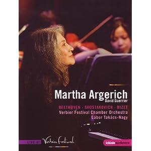 Verbier Festival 2009 & 2010 - Martha Argerich [DVD] [Import]