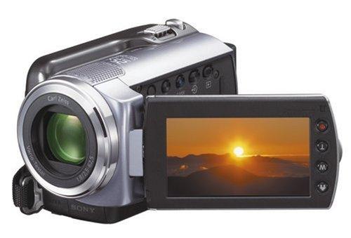 ソニー SONY デジタルビデオカメラレコーダー ハンディーカム SR87 80GHD DDCR-SR87
