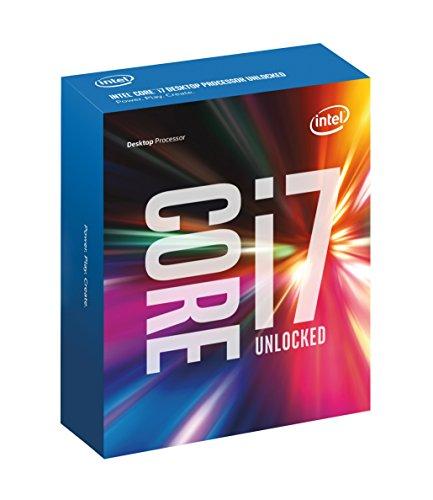 Intel CPU Core i7-6700K 4GHz 8Mキャッシュ 4コア/8スレッド LGA1151 BX80662I76700K